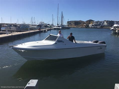 Boat Mindarie Marina by White Pointer Trailer Boats Boats For Sale