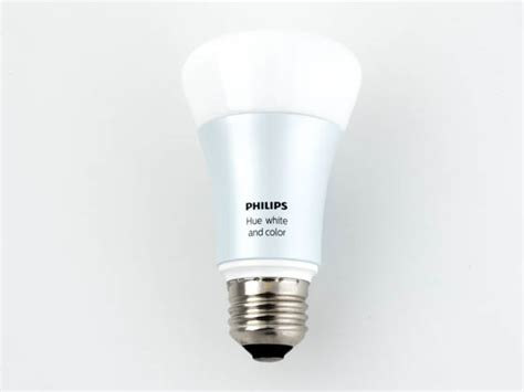 philips hue dimmable white color 10w a19 single led bulb