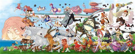 Miyazaki Spirited Away Wallpaper Studio Ghibli My Neighbor Totoro Spirited Away Castle