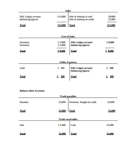 simple income statements samples examples format
