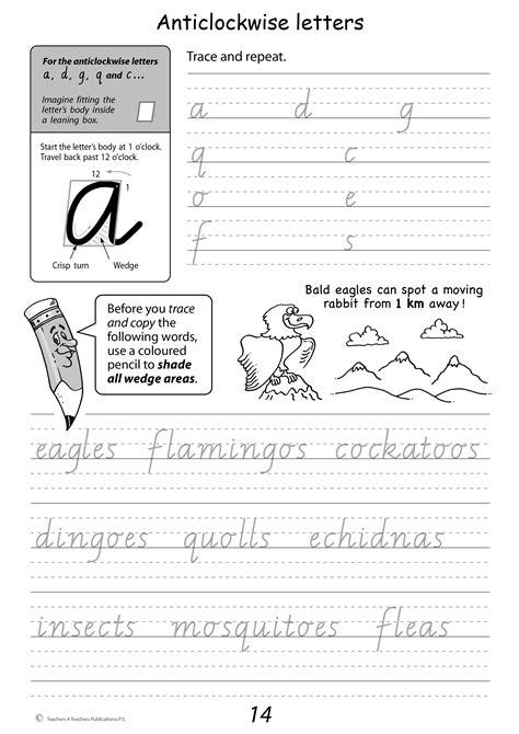 year 2 nsw handwriting worksheets 387285 myscres