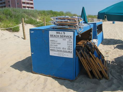chair umbrella rentals ocean city md