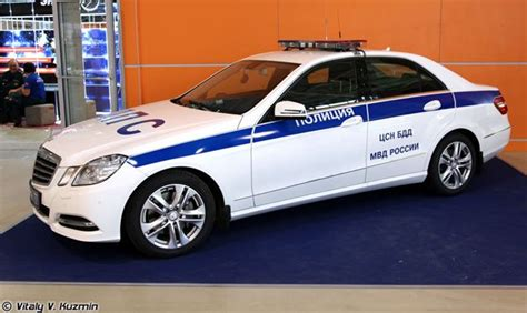 New Police Vehicles From Russian Expo