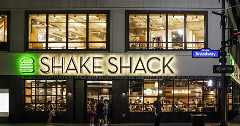 shake shack expects slow opening pace