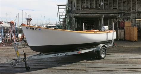 Wooden Boat Finder by Wooden Boat Finder 16 Ft Custom Wooden Runabout