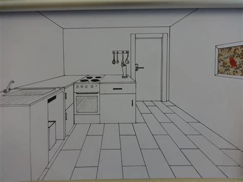 dessiner ma cuisine best dessiner une en perspective frontale images