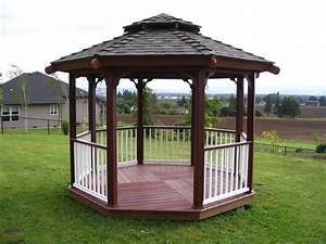 Backyard Gazebo Ideas Marceladick com