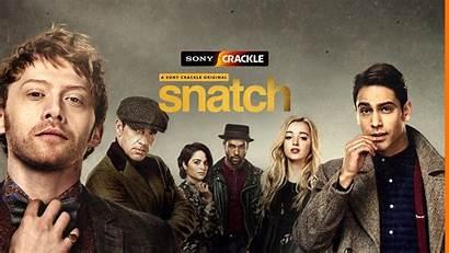 Snatch Crackle Tv Renewed Series Canceled Network