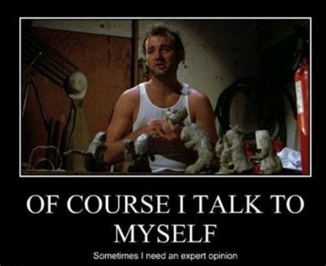 Carl Spackler Meme - in quot caddyshack quot not fully sane assistant groundskeeper carl spackler bill murray molds clay