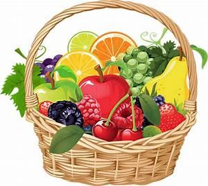 Panier A Fruit : panier de fruits vari s dessin ~ Teatrodelosmanantiales.com Idées de Décoration