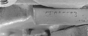 1970 Chevelle Engine Pad Photos