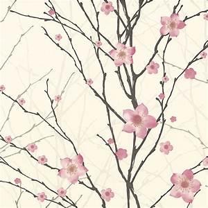Papier Peint Fleuri : tendance papiers peints 2011 un esprit fleuri made in ~ Premium-room.com Idées de Décoration