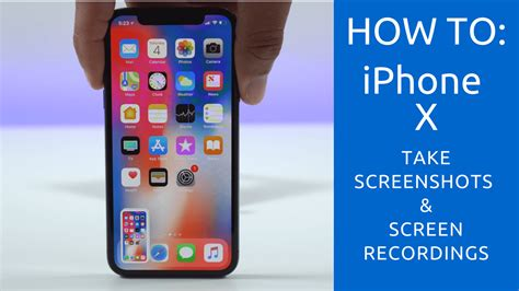 how to take a screenshot with ur iphone how to take a screenshot with the iphone x bwone how