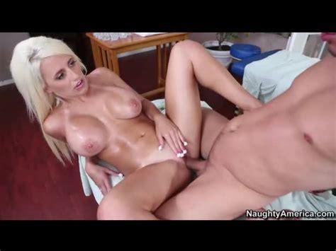 Hot Oiled Up Bimbo Hardcore Sex Scene Alpha Porno