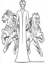 Rise of the Guardians coloring pages on Coloring-Book.info