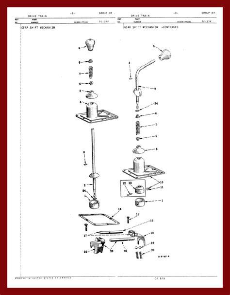 1953 farmall cub wiring diagram 31 wiring diagram images