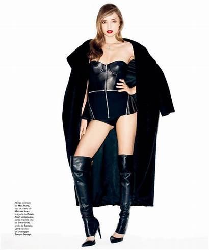 Miranda Kerr Bazaar Richardson Harper Terry Spain