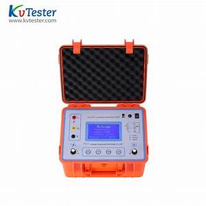 China High Voltage Insulation Resistance Tester