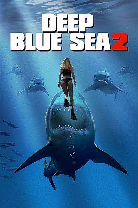 sea deep movie horror poster