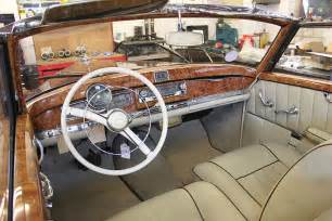 Classic Car Interiors Refurbished By Fourways Classic Cars