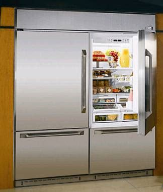 ge monogram monster refrigerator slashgear