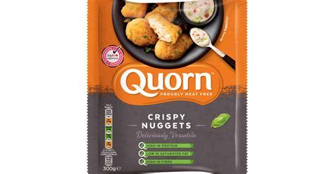 quorn nuggets chicken crispy