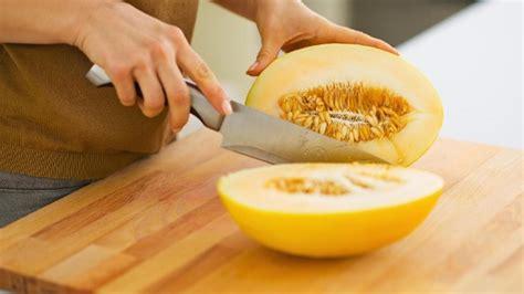 honigmelone schneiden anleitung honigmelone sch 228 len und schneiden anleitung