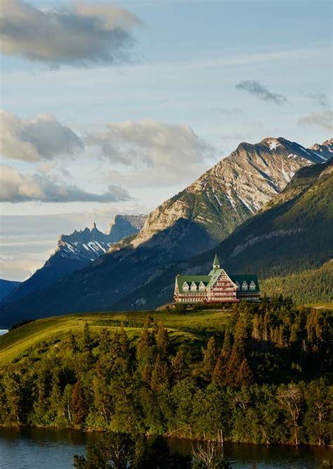 Prince of Wales Hotel Waterton Lakes National Park