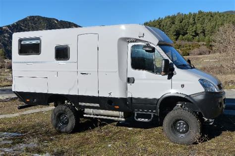 Brand New Iveco Daily 4x4 Camper Conversion