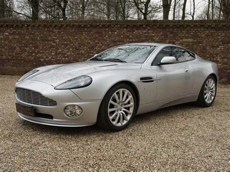 2004 Aston Martin Vanquish V12 Only 49752 Kms! For Sale