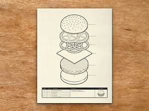 Burger Assembly By Paul Hess