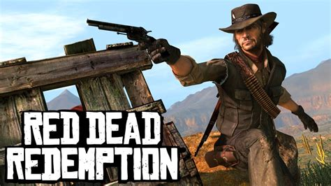 Red Dead Redemption  O Inicio IncrÍvel Do Jogo! (xbox One