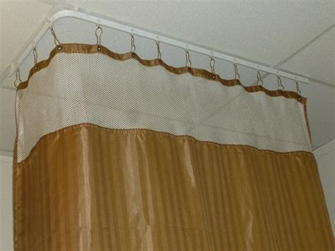 the flextracks curtain tracks bendable curtains
