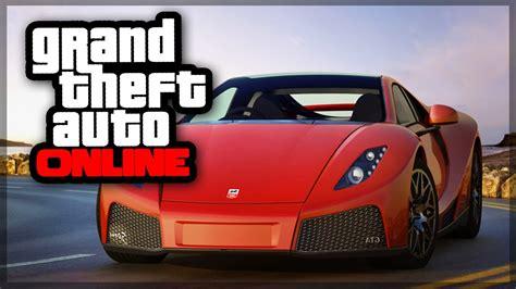 New Sports Car Update! (gta 5 Gameplay