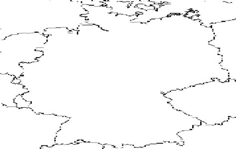 This is a simple germany outline map. The Game Designer's Page