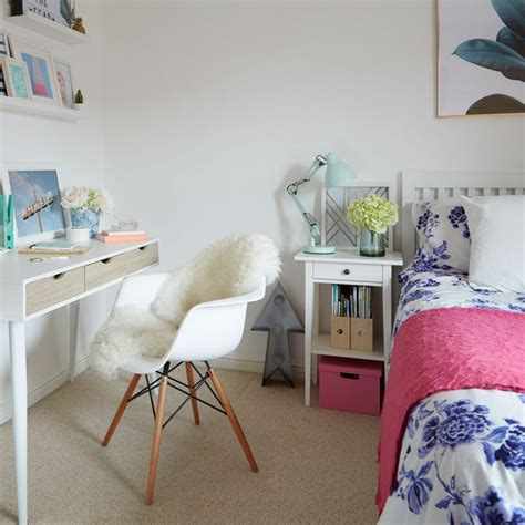 Teenage Girl Bedroom Ideas For Small Rooms Space