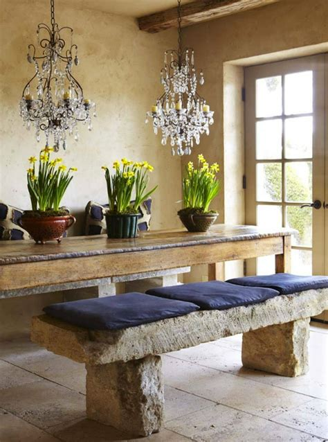rustic dining room decorating ideas 47 calm and airy rustic dining room designs digsdigs