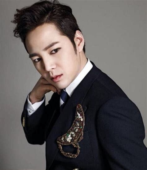 jang geun suk  lotte duty  magazine catalogue