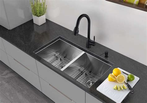 kitchen sink buy types of kitchen sinks read this before you buy 2600