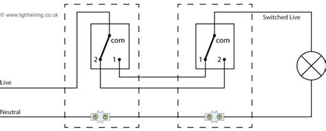 Commercial Wiring 3 Way Switch Schematic by 2 Way Switch Wiring Diagram Light Wiring