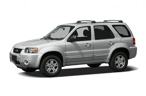 2005 Ford Escape Reviews by 2005 Ford Escape Expert Reviews Specs And Photos Cars