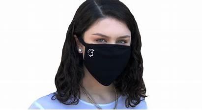 Mask Face Fabric Premium Masks Printed