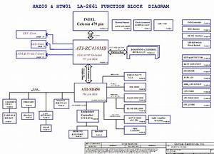 Toshiba Satellite M50 Schematic Diagram  U2013 Laptop Schematic