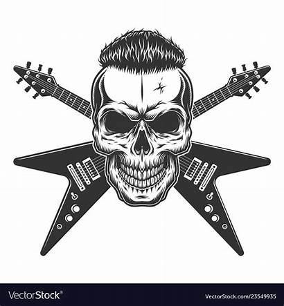Skull Rockstar Rocker Gta Crew Emblems Bremmatic