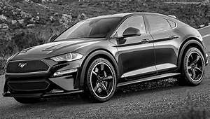 This is What the Upcoming Ford Mustang Electric SUV Could Look Like – TechEBlog
