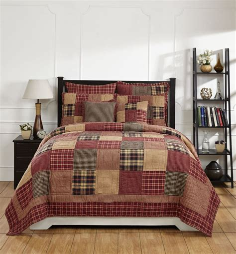 country quilt bedding sets 7pc rutherford bed quilt set by olivias country