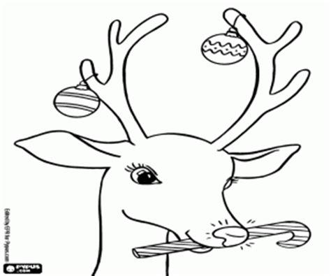 Rudolph Color Page - Eskayalitim