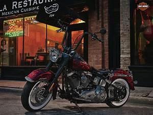 2012 Harleydavidson Flstn Softail Deluxe Review