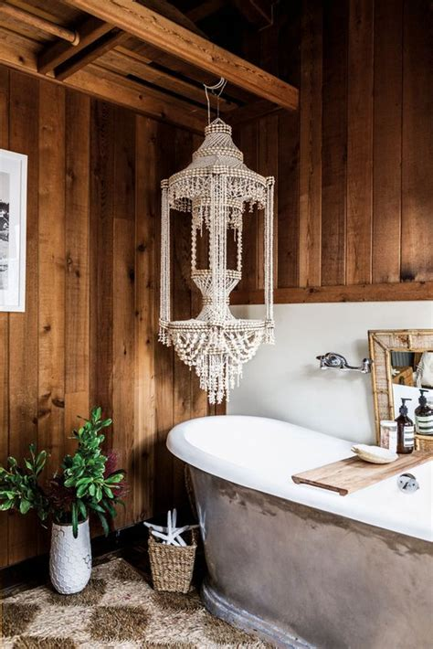 bohemian bathroom ideas decoholic