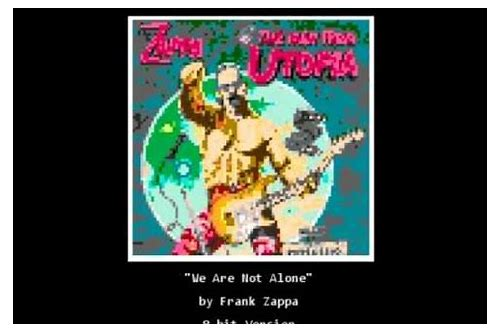 frank zappa we are not alone download